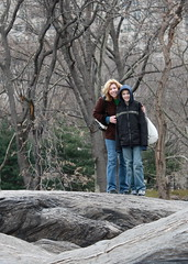 Central Park Maddie and Nate