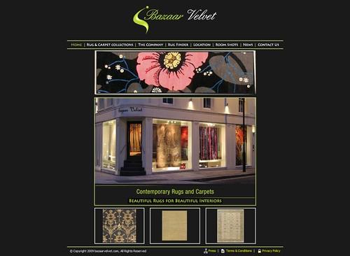 Bazaar Velvet - Contemporary, Modern and Designer Rugs