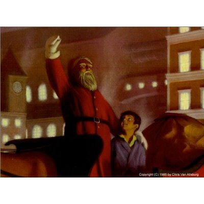 Top 100 Picture Books #56: The Polar Express by Chris Van Allsburg