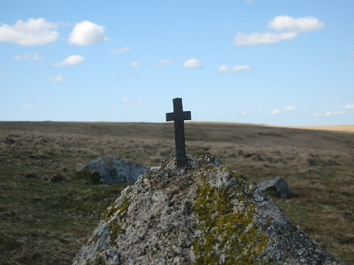 Tiny Cross - Easter Sunday (Dartmoor)