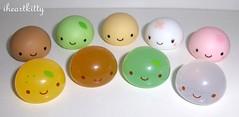 onsen manju kuns {explored} (iheartkitty) Tags: cute japan dessert japanese kawaii onsen kun manju