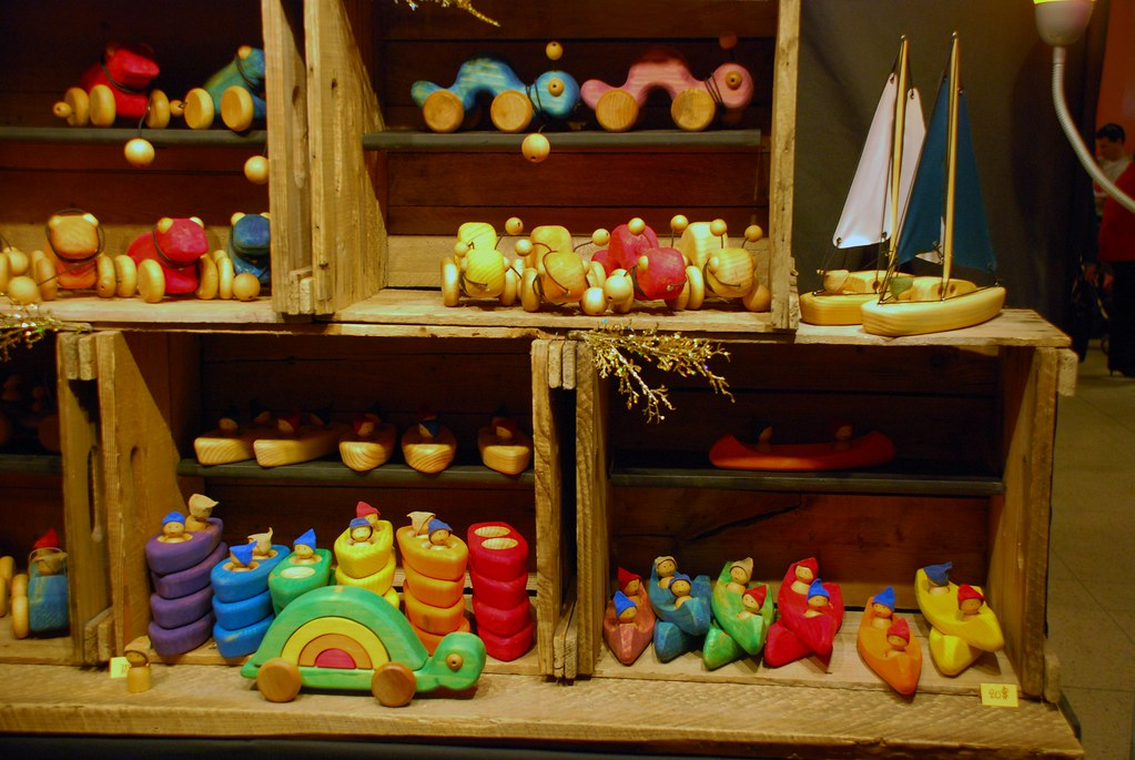 cutest wooden toys