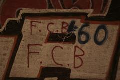 FCB vs. 60 (pepperminded) Tags: germany mnchen bayern deutschland graffiti soccer 60 1860 fcb fusball