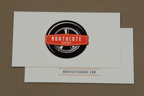 Automotive Repair Service Business Card