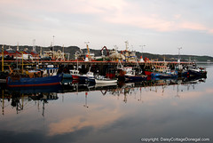 Boats at the Pier (CatMac Photography) Tags: ireland reflections fishing peace serenity fishingboats donegal waterreflections killybegs fishingvessels