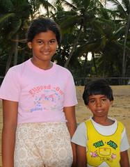 children of Sri Lanka (joyful JOY) Tags: travel people resort srilanka js sinhalese srilankans wadduwa villaoceanviewhotel