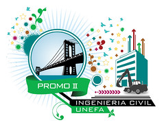 Logo Unefa II (Mr_Giobinsky) Tags: bridge logo puente design promo graphic engineering identity vectors diseo vector branding grafico promocin vectores unefa ingenieriacivil