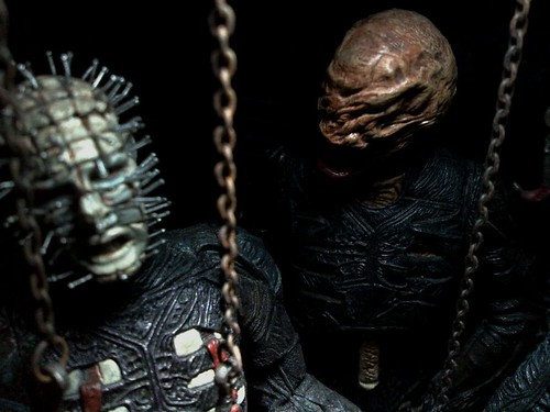 Pinhead and Chatterer