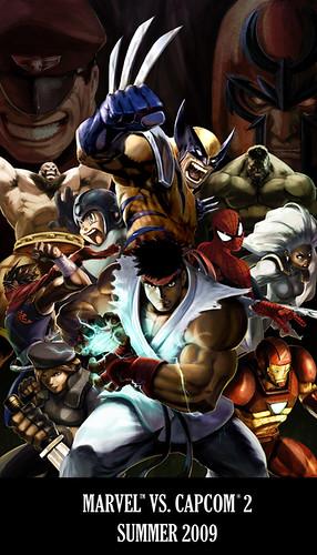 Habemus Marvel vs Capcom 2 [Video]