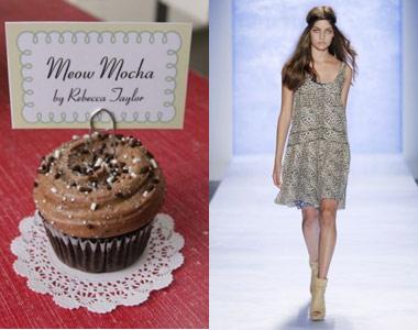 Rebecca Taylor Billy's Bakery cupcake