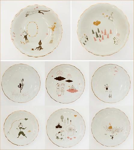 Studio Violet Porcelain