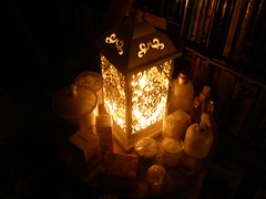 Attic light