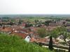 fagagna vista dal castello
