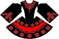 AD 17 dress c