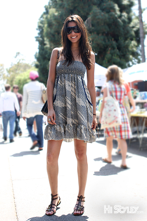 HiStyley l Melrose Trading Post Street Style #172