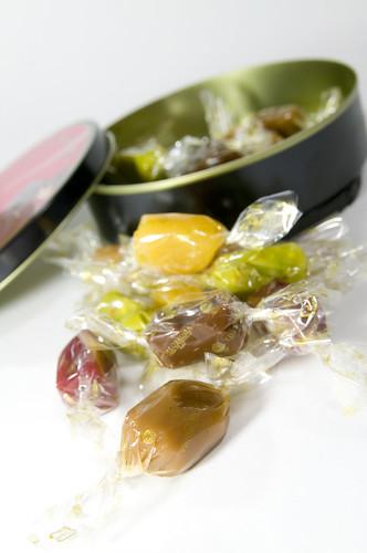Caramels, Musée du Chcolat Théobroma, Tomigaya
