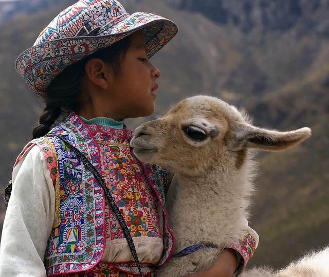 Chivay - Valle del Colca - Perú