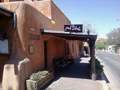 The Pink Adobe (The Real Santa Fe) Tags: santaferestaurant pinkadobe