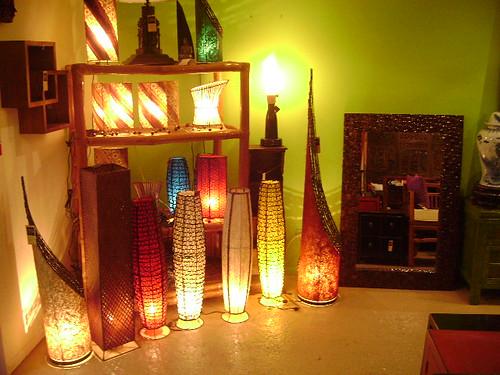 Asian Lamps Hawaii