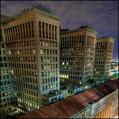 The Retired General (gatsbyj) Tags: michigan detroit cadillac durant argonaut albertkahn newcenter gmbuilding