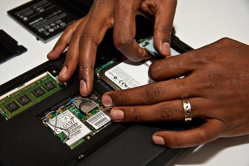 Rectron - New Gigabyte Netbooks; easy to upgrade