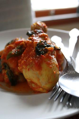 Ayam Woku Balanga