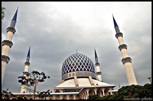 Masjid Shah Alam HDR