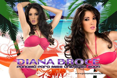 Diana Broce bikini banner