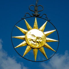 Sonne in Bayern von barockschloss.