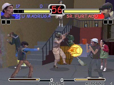 Chavo fighter 2