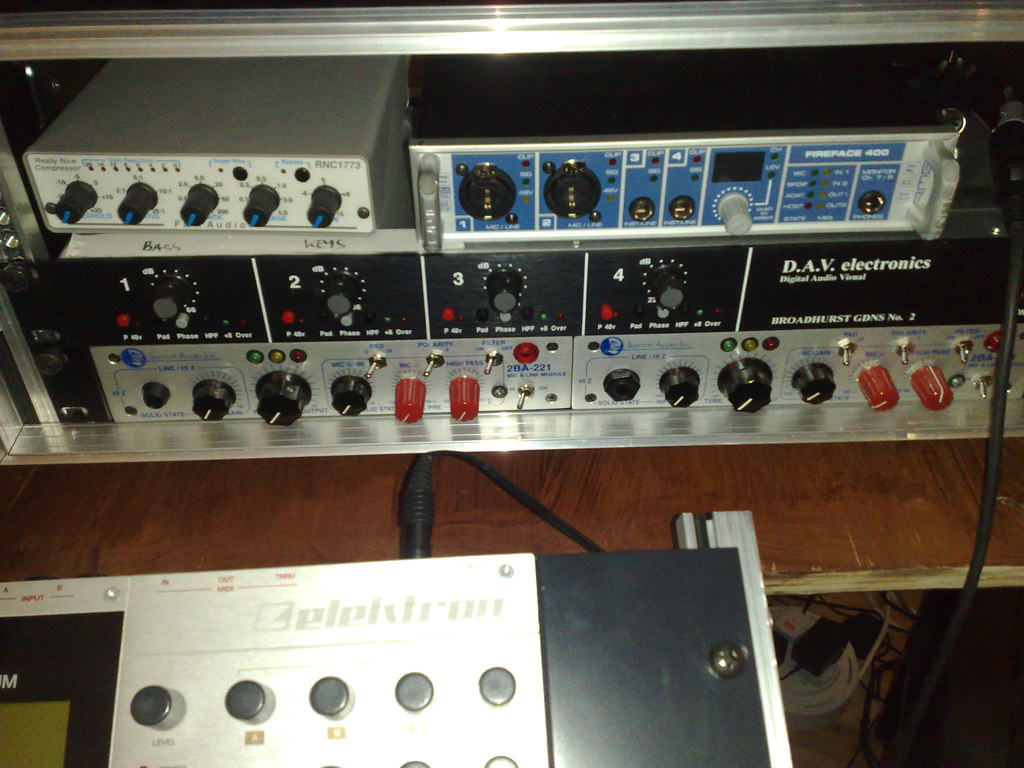 Ableton Forum • View topic - For Trade: Summit Audio 2BA Preamp