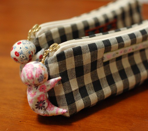 Sarubobo pen case