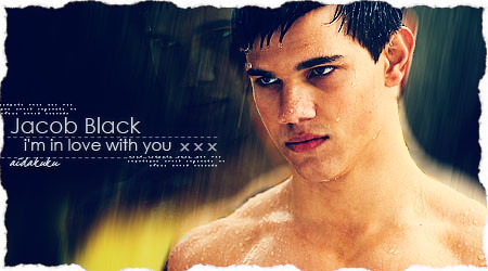 Firma Jacob Black por ti.