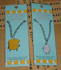 Mr Toast Necklaces