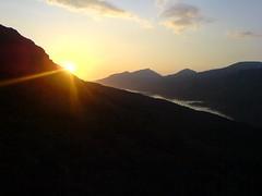 Loch Maree Sunset (simonbarnard) Tags: sunset scotland gloaming gairloch
