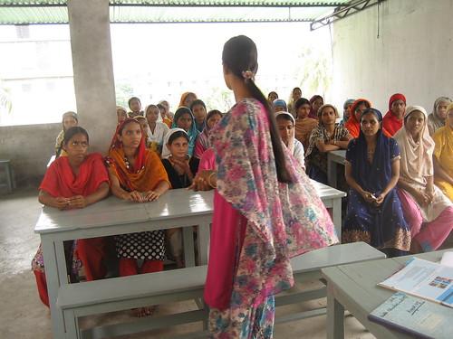 SHB Garments, Dacca