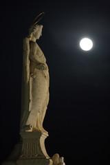 San Rafael (piquito84) Tags: ro puente guadalquivir san luna romano rafael crdoba llena