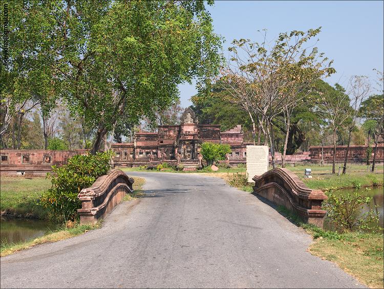 The Phanom Rung Sanctuary, Buri Ram