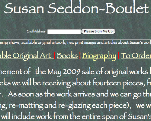 Susan Seddon-Boulet