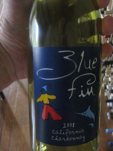 2008 Blue Fin Chardonnay