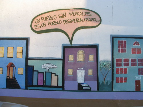 People without Murals...