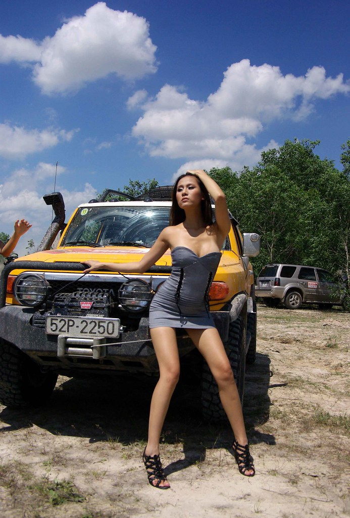 Asian Babe Road 38