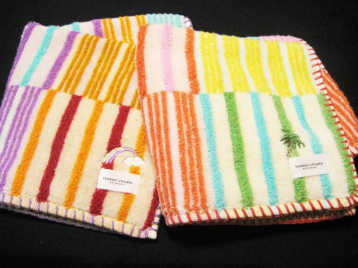 Handy Towels from Tsumori Chisato Bathroom