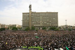 Demonstration 28 Khordad - Imam Sq. -  28  -   (mousavi1388) Tags: people persian election iran president protest tehran  2009 khatami  entekhabat moosavi   iranelection 1388 mosavi  azadisquare mousavi    rayees  mirhosseinmousavi entikhabat intekhabat reeyasat jomhoori 28khordad