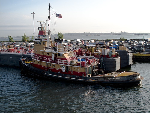 Red Hook Piers Tug by you.