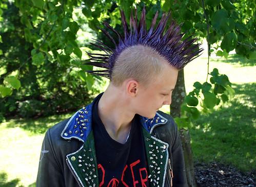 Dating a punk rocker