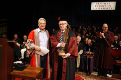 _MG_4644 (ceuhungary) Tags: graduation shattuck leonbotstein budapesthungary centraleuropeanuniversity marttiahtisaari vigszinhaz howardrobinson ceustudents