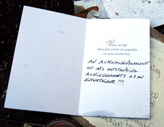 Anglų lietuvių žodynas. Žodis acknowledgement reiškia n 1) pripažinimas, padėka, apdovanojimas (už paslaugą); 2) patvirtinimas (parašu) lietuviškai.