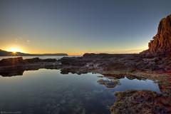 The Rock Pool (WilliamBullimore) Tags: nature sunrise landscape hdr hdri platinumheartaward thepowerofnow
