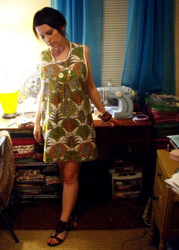 new dress - july 8 2009